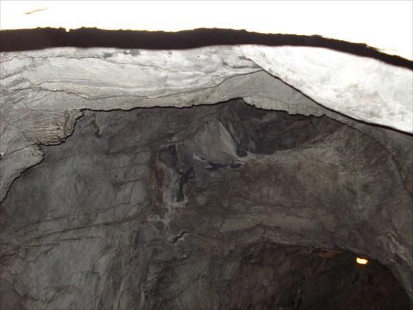 в Тавдинских пещерах