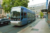 Трамваи в Осло