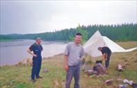 ОБАНА на Полярном Урале 2002