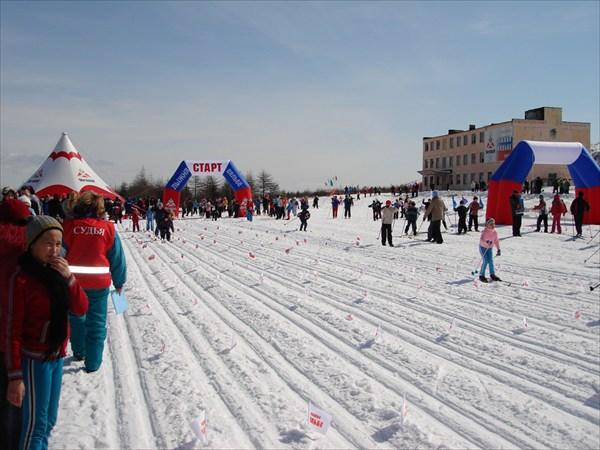 Лыжня Вяльбе