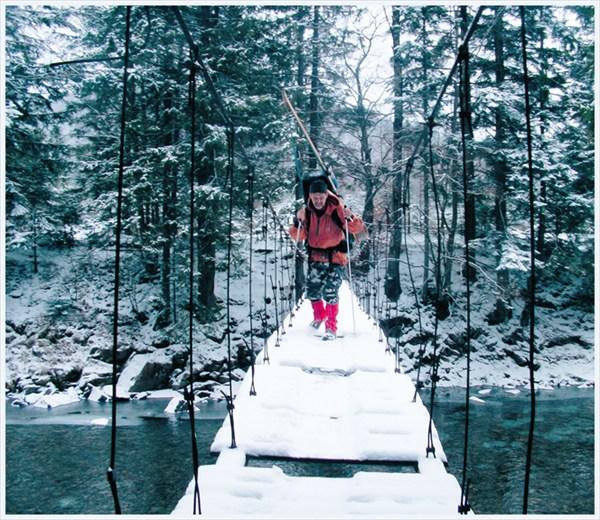 Мост через Ломницу