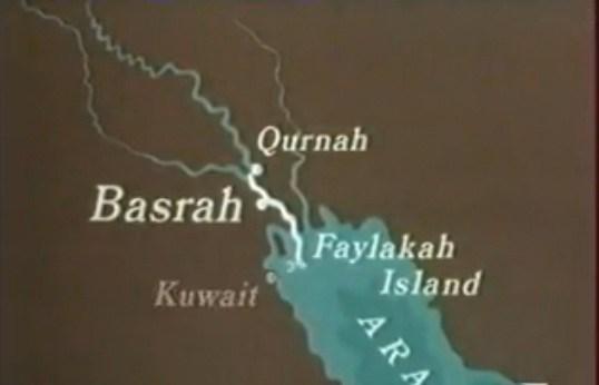 Карта плавания