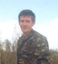 на фото: Юра Рущаков