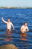 Мы победили Ледовитый океан!