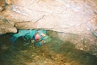 Экспедиция на хр.Алек (01-02.2002) п.Школьная, рук.Шатохин. (c)
