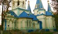 """Церковь-Церковь иконы Божией матери """"Умиление"""""""