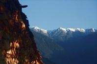 Вид на перевал из Нюгина