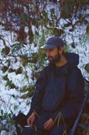 Перекур на снегу