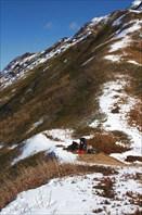 Перевал. Высота 3700