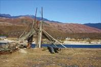 Мост через Сийом в Мечуке