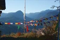 Флаги с мантрами