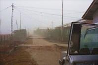 Утром Мечука тонет в тумане