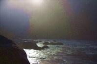 Сийом в тумане и утреннем солнце