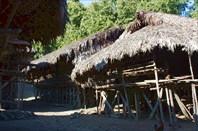 Деревня Поюм