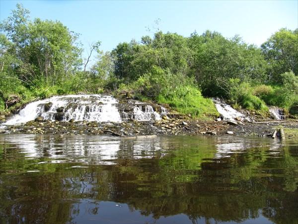 Береговые водопады
