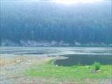 Кия. Вид из п. Макаракского