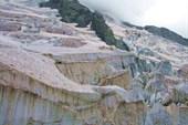 Порваный ледник