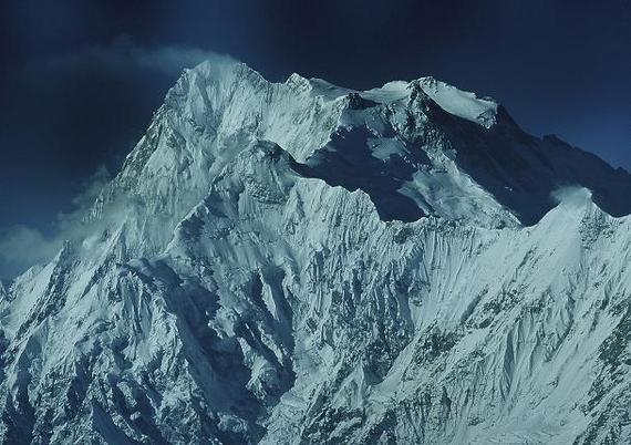 на фото: Нанга-Парбат (8126 м)