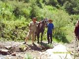 В горах Кок-Жангака, с. Уч-Малай.