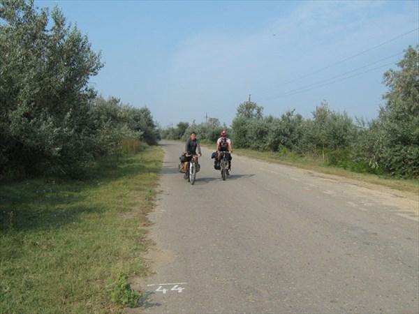 Дорога в Вилково