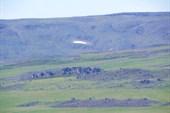 Вид на возвышенность Киряка-Тас