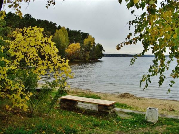Озеро Кисегач.