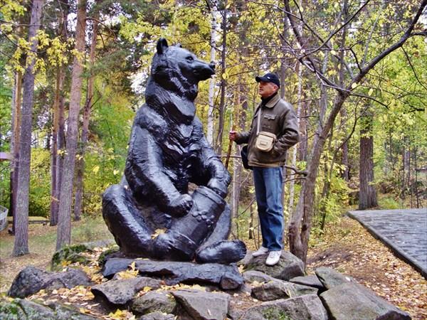 Медведь.