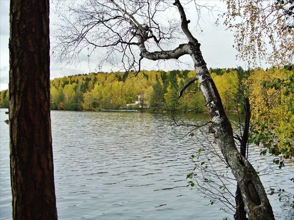 Озеро Теренкуль.