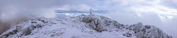 Панорама с вершины
