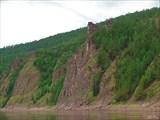 Скалы на Олёкме