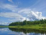Река Олёкма