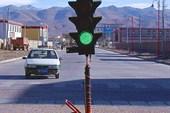 светофор на колесиках