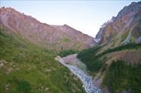 Тропа на Рацека-река Ала-Арча