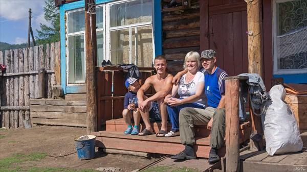 Семья Суворовой А.Н.