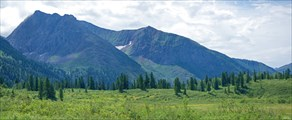 Долина Малой Кишты