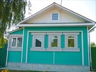 Домик в Калязине-город Калязин