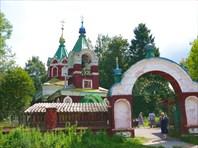 Введенская церковь-город Калязин