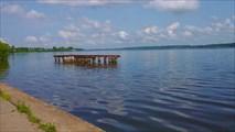 Волга, место купания