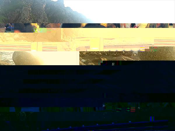 Валуны на пляжике