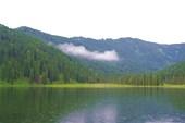 Озеро в районе М.Чили