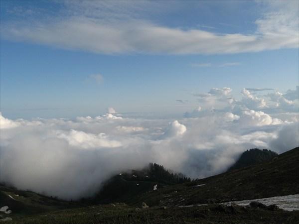 Абхазия - горная страна