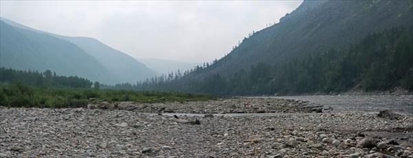 У притока Силимкун.
