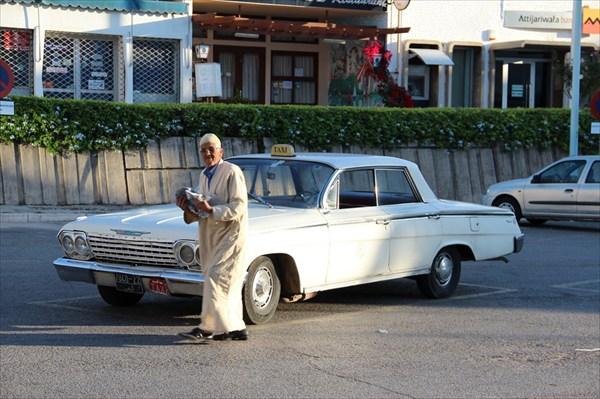 Grande taxi в Агадире