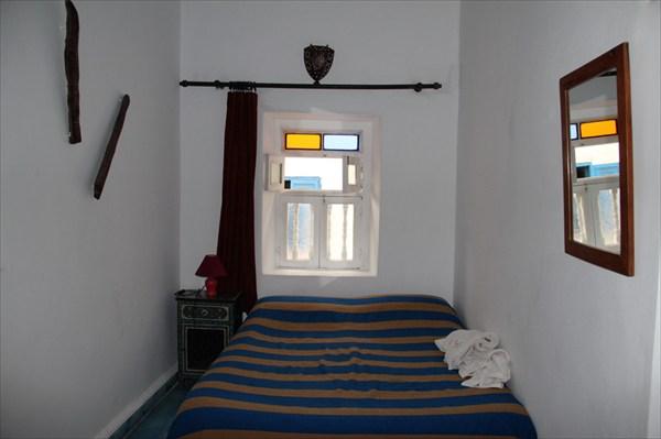 Комната в риаде Эссуэйры