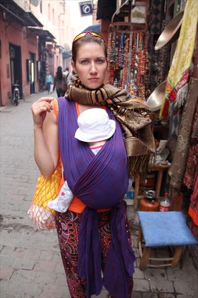 Как я ездила в Африку в гости к Бармалею