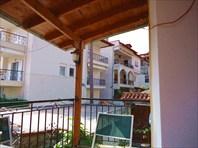 Балкон на кухне