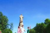 Памятник Ивану Сусанину 1851 г., Кострома