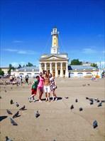 Поездка в Кострому, 01 июня 2014