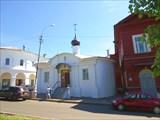 Часовня Святителя Николая кон. 18 в., Кострома