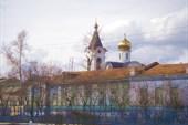 Церковь у вокзала Улан-Удэ